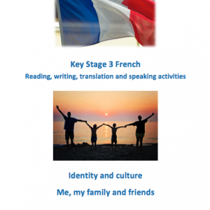 katelanguages French Key Stage 3 booklet